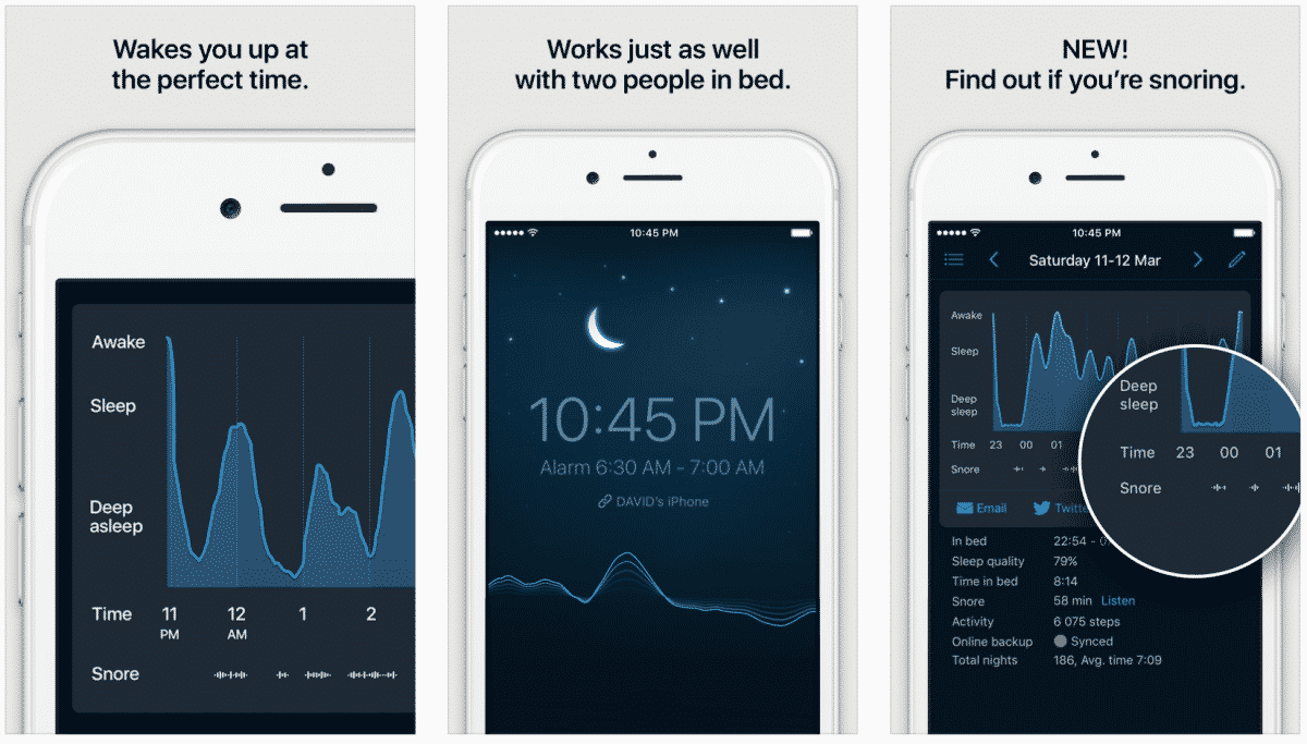 Sleepcycle Alarm Clock